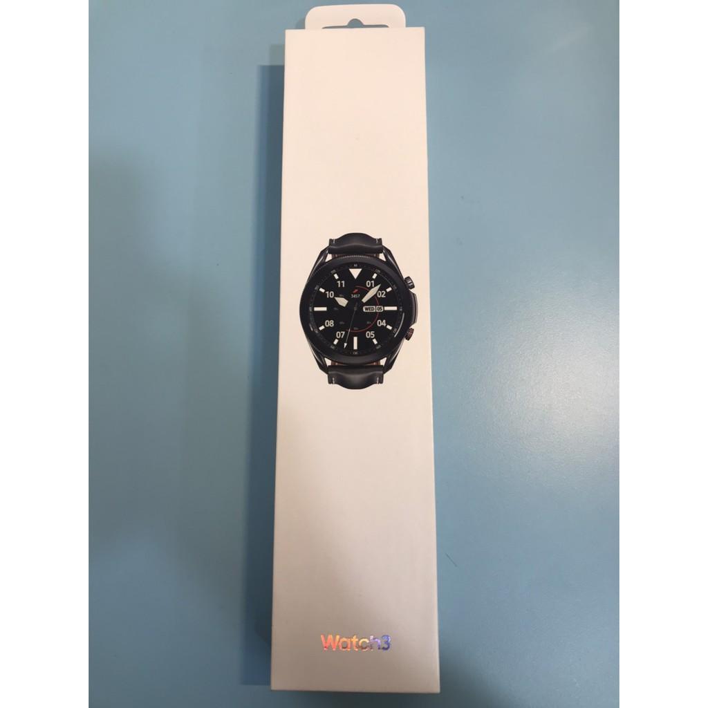【艾爾巴數位】全新SAMSUNG Galaxy Watch3 45mm LTE 黑錶帶 #全新機 #錦州店 76848