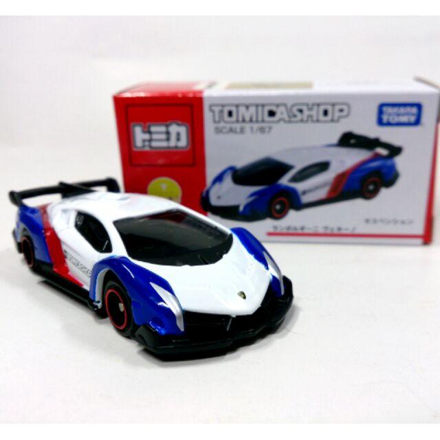 Tomica Shop 限定 Lamborghini Veneno 阿斯拉 日版 全新