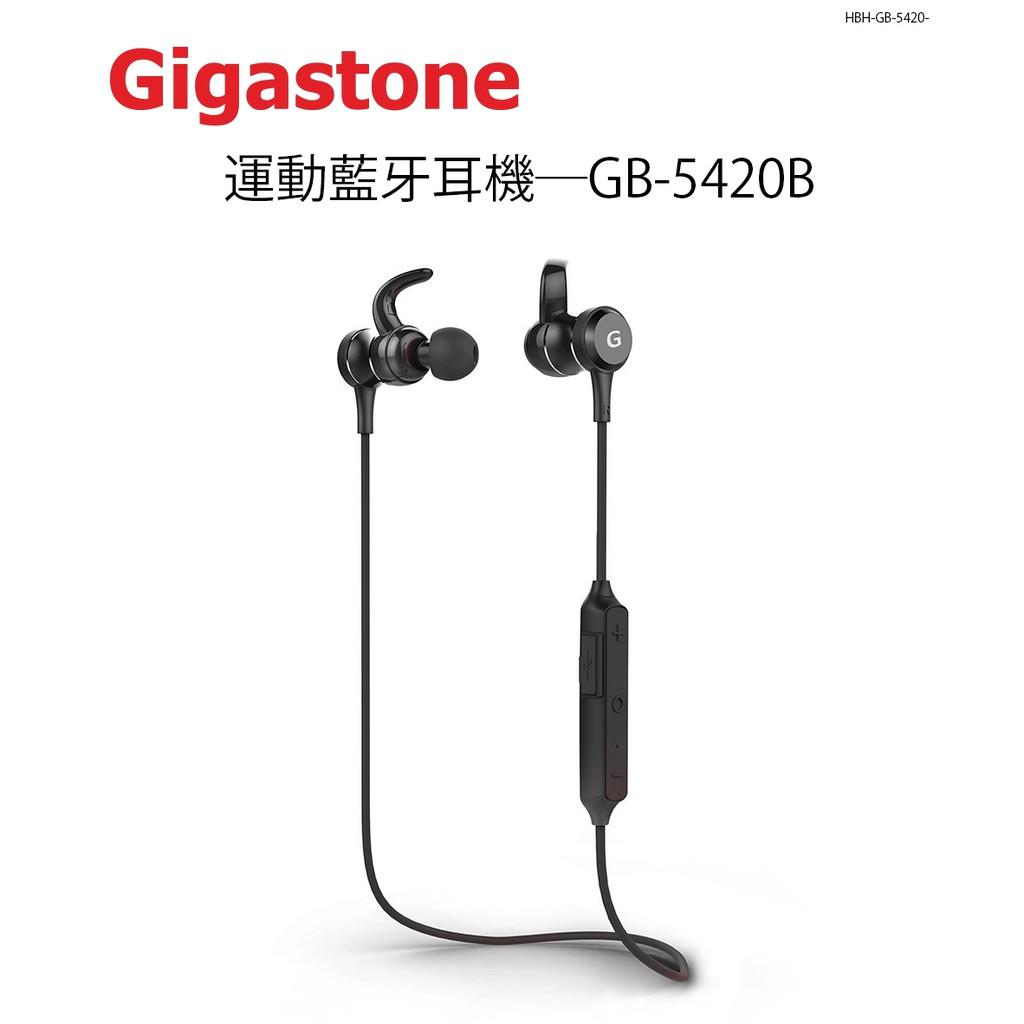 【PCBOX】Gigastone 磁吸式 運動型藍芽耳機 GB-5420