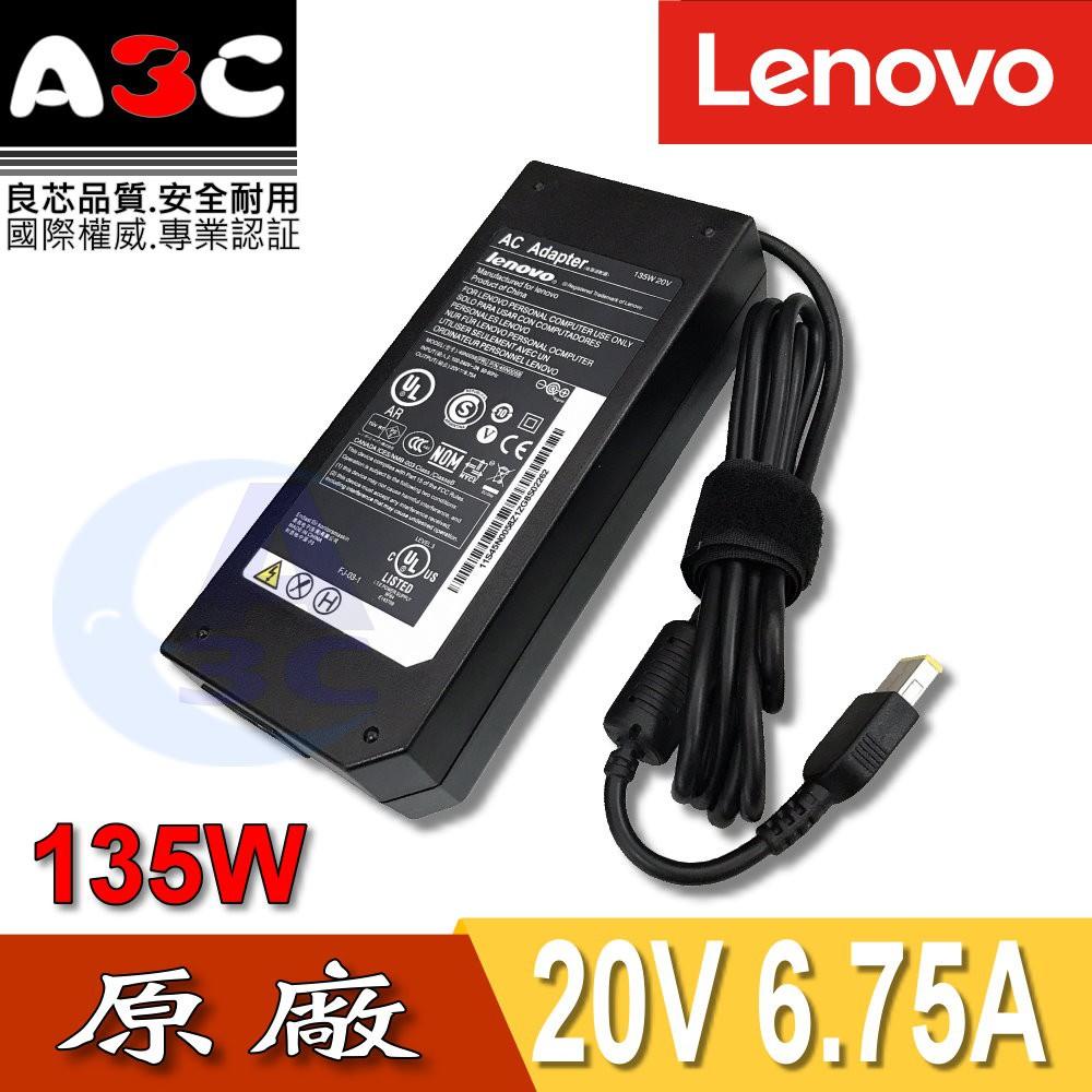LENOVO變壓器-聯想135W, 方口帶針, Y70, Z710, E560p, V310z, Y520, W540