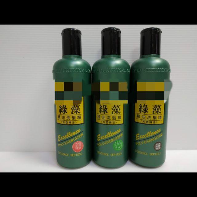年輕貴族≈綠藻精油洗髮精(500ml)