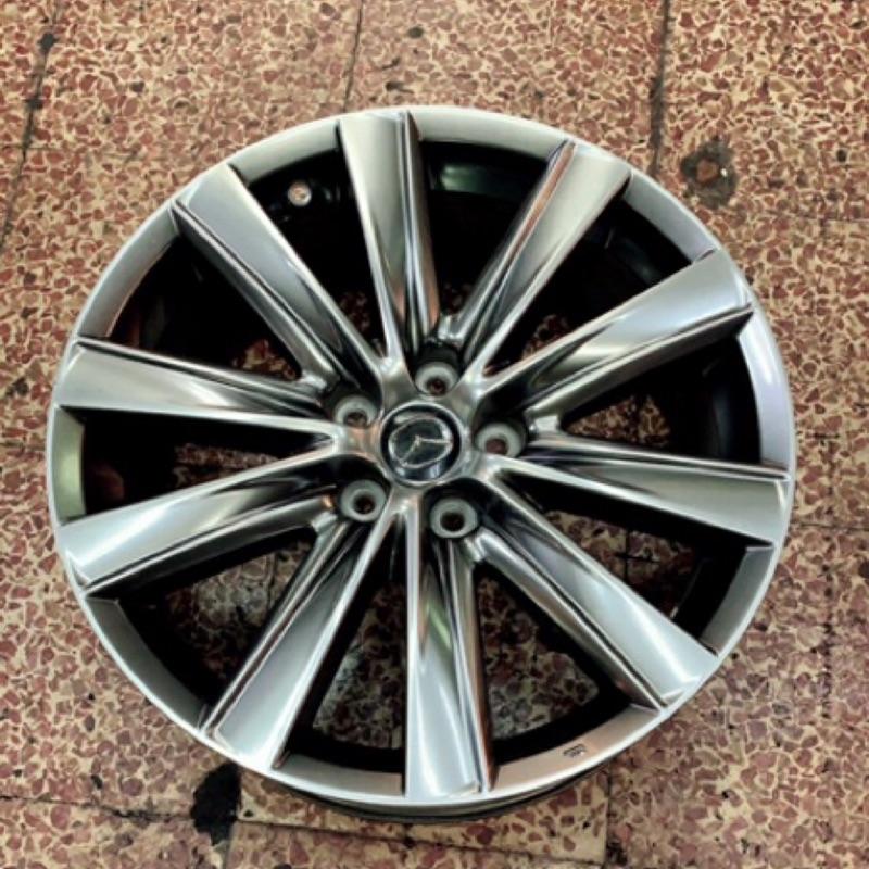 高雄人人輪胎 中古鋁圈 馬自達 mazda 6 馬六 19吋 原廠鋁圈 5孔114.3 單賣 單顆販售 拆賣單顆 不含胎