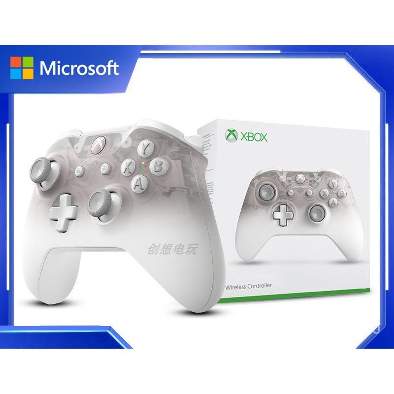 【限時⚡特價】微軟Xbox oneS 無線藍牙手柄steam控制器 絕對領域白 iOS PC專用