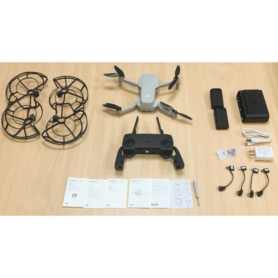 【OSSLab 弘昌電子】DJI 大疆 Mavic MINI 無人機 暢飛套裝 二手品 僅此一台