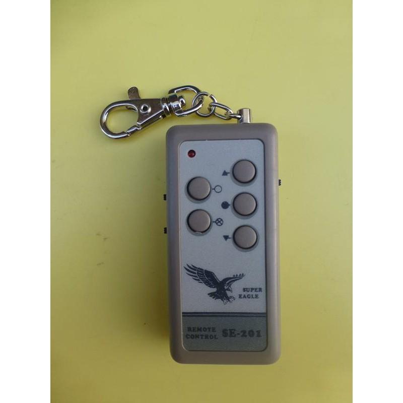 神鷹SE-201四控發射器/鐵門遙控/鑰匙/電捲門/鐵捲門/馬達/遙控器