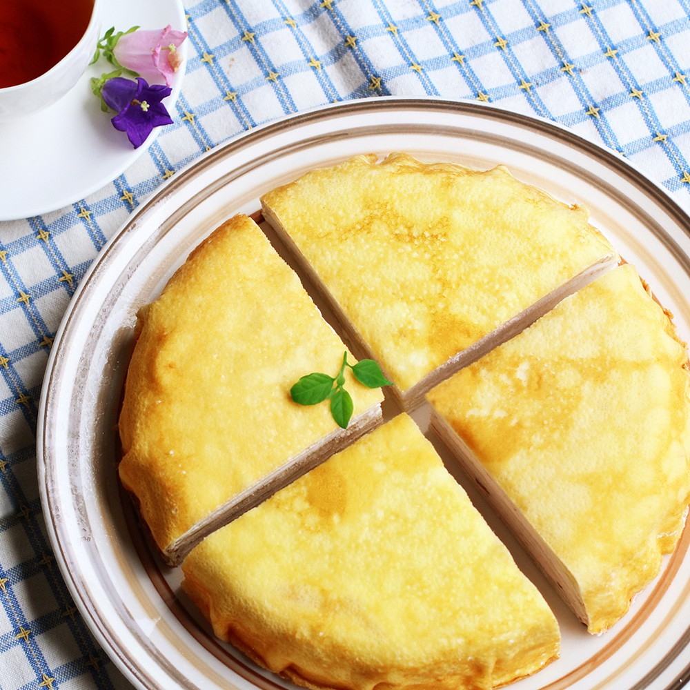 【塔吉特】蛋奶素綜合千層(8吋)免運