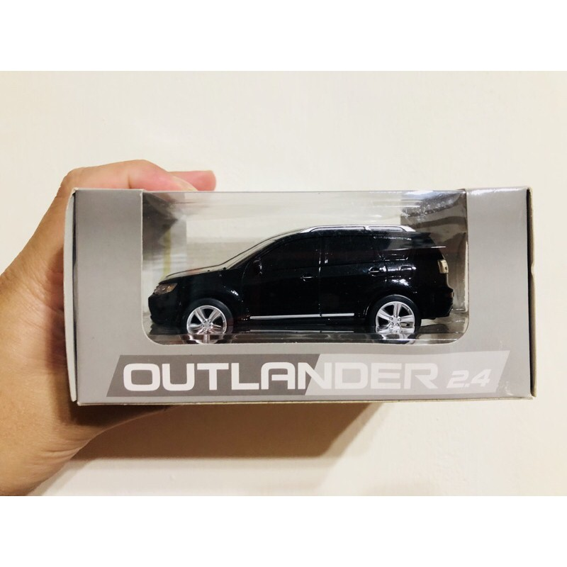 原廠模型車 絕版 限量 三菱 Mitsubishi outlander 原廠 模型車 早期 僅此一台 唯一一台 舊款