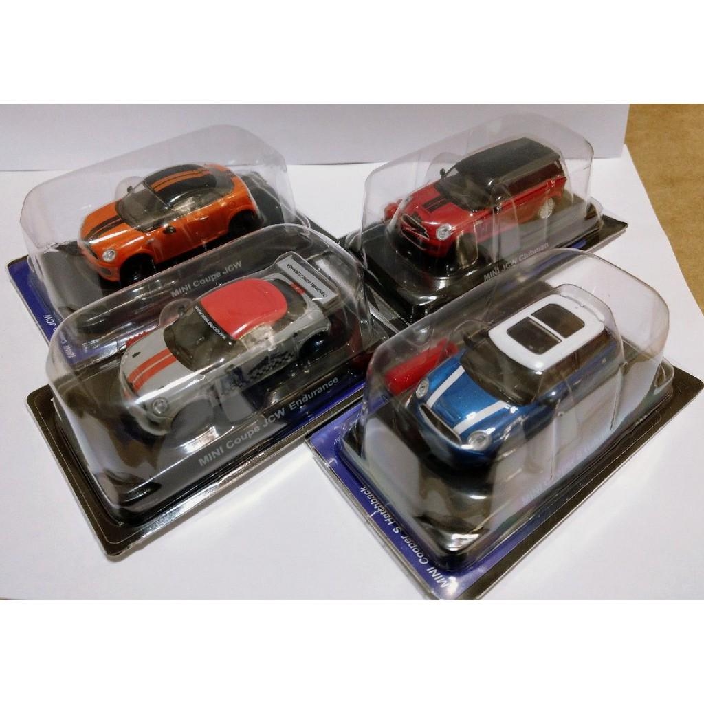 MINI 組裝 模型 玩具車 1:60 全新 未組裝 MINI JCW Roadster Clubman Cooper