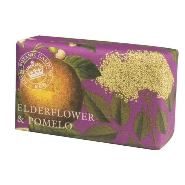 英國皇家植物園KEW GARDENS-乳木果油天然香皂240g