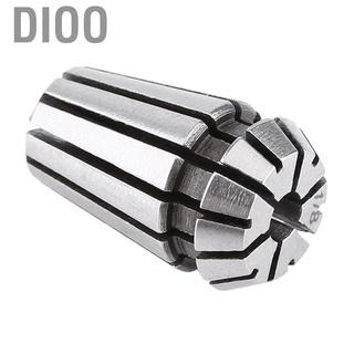 DIOO 3pcs ER11 CNC夾頭銑床車床刀架工具1/ 8英寸(3.175mm)4mm 6mm