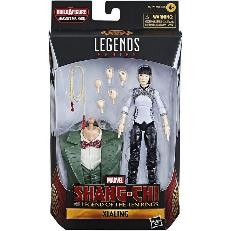 [bm] 現貨 美版 孩之寶 Marvel Legends 霞玲 Xialing 尚氣 上氣 Shang Chi
