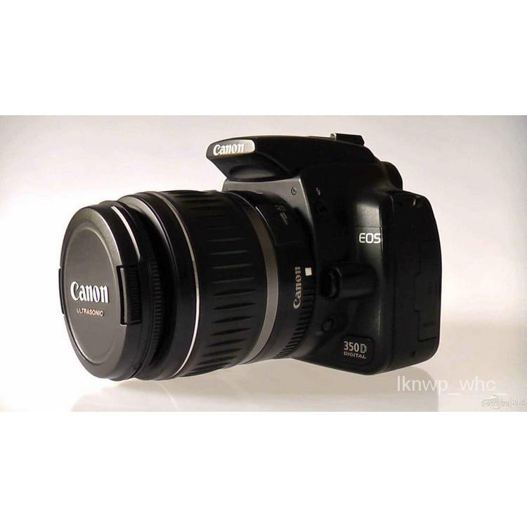 Canon/佳能350d套機18-55鏡頭二手單反相機450d 500d 550d 600d