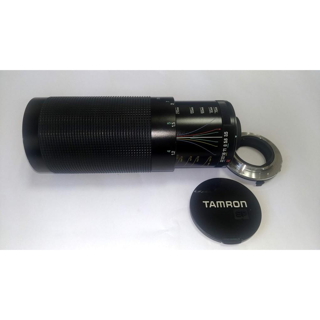 TAMRON SP 70-210mm/f3.5 MACRO 19AH定光圈變焦望遠鏡頭(for pentax)