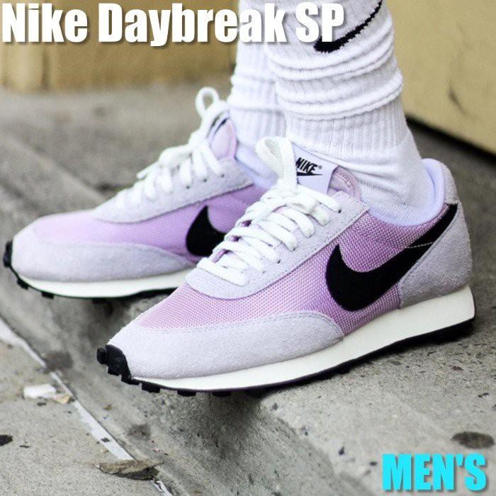 Nike Daybreak SP Lavender Mist 紫 黑勾 BV7725-500