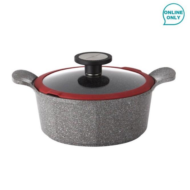 《好市多線上購物》Neoflam Pote 鑄造雙耳湯鍋 24 公分