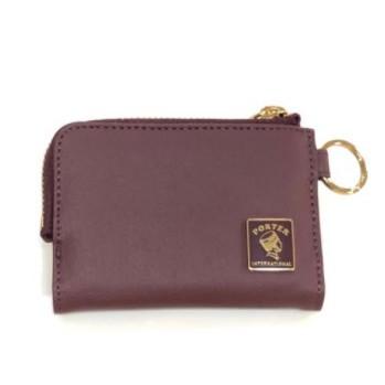 PORTER正版MORI系列包 小皮夾、零錢包、鑰匙圈