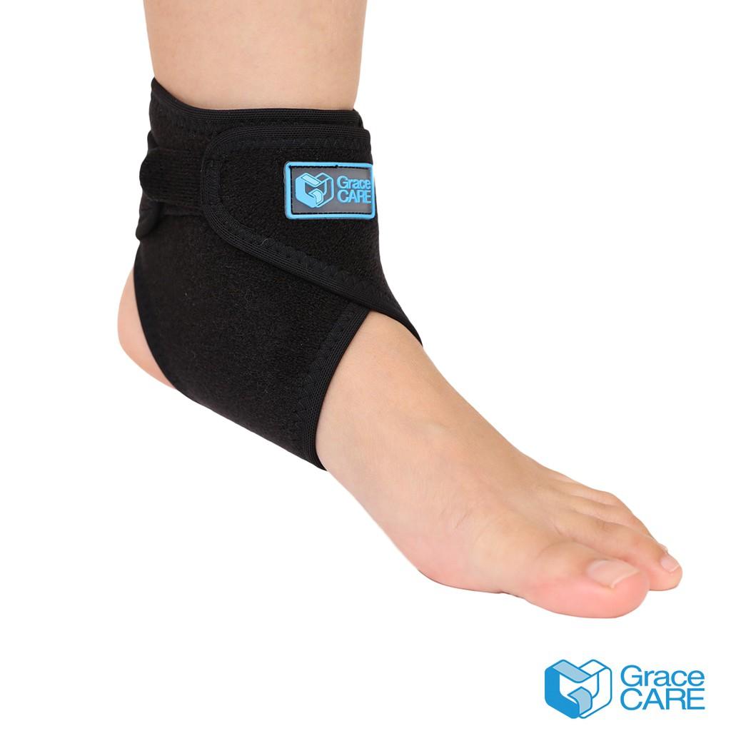 調整式竹炭護踝 2入組 可穿進鞋 日常活動 固定腳踝 腳踝韌帶鬆 護踝