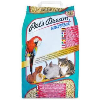 Ω米克斯Ω-【一包可超取】德國JRS~Pets Dream高效能環保粗粒木屑砂 7L 崩解式貓砂~可倒馬桶 新北市