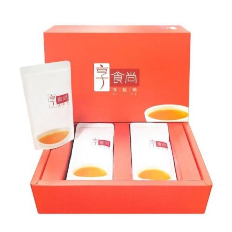 藍姐代言享食尚5200mg膠原滴雞精(45ml/包;10包/盒)*3盒##0002