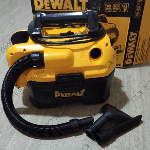 [工具王] 全新 美國 Dewalt 美規 得偉 DCV581 DC/AC 交/直流 乾濕兩用 吸塵器 DCV581H