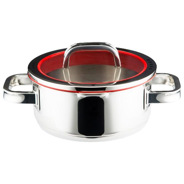 【年終慶】挑戰市場最低價 WMF-FUNCTION 4系列 20CM 不鏽鋼低身湯鍋(2.5L)