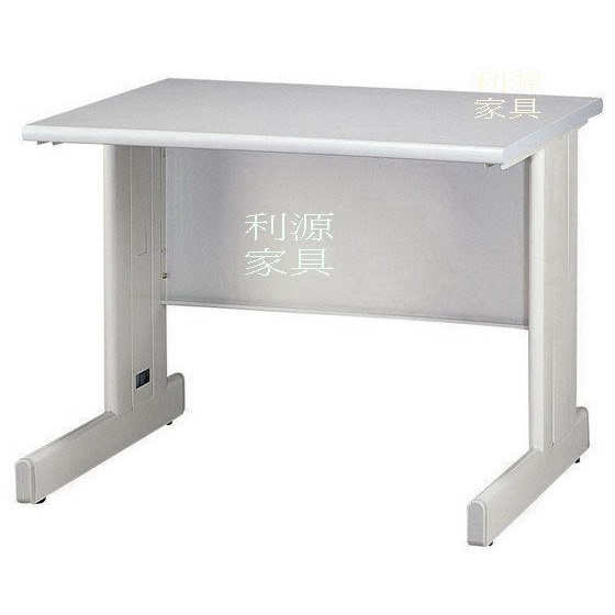 全新【台灣製】100X70公分 電腦桌《各尺寸齊》辦公桌 鋼製桌 120X70 140X70書桌 主管桌 工作桌 職員桌