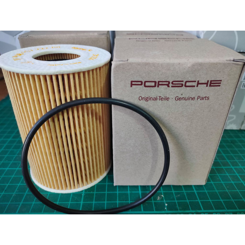 [油虎] PORSCHE 保時捷 原廠 Cayman Boxster 718 4.0 GT4 機油濾芯 機油芯