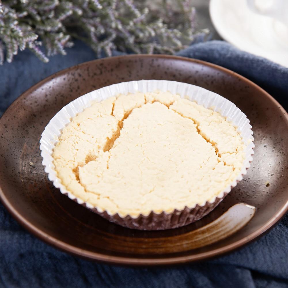 樂活e棧-微澱粉甜點系-手工乳酪杯子蛋糕120g