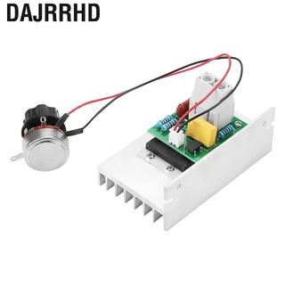 Dajrrhd 【高品質】工具房 10000W AC 220V 可控矽電壓