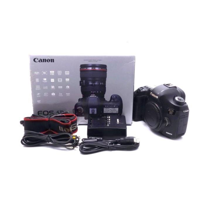 【台中青蘋果3C】Canon EOS 5D Mark III 5D3 單機身 二手 全片幅 單眼相機 #21571