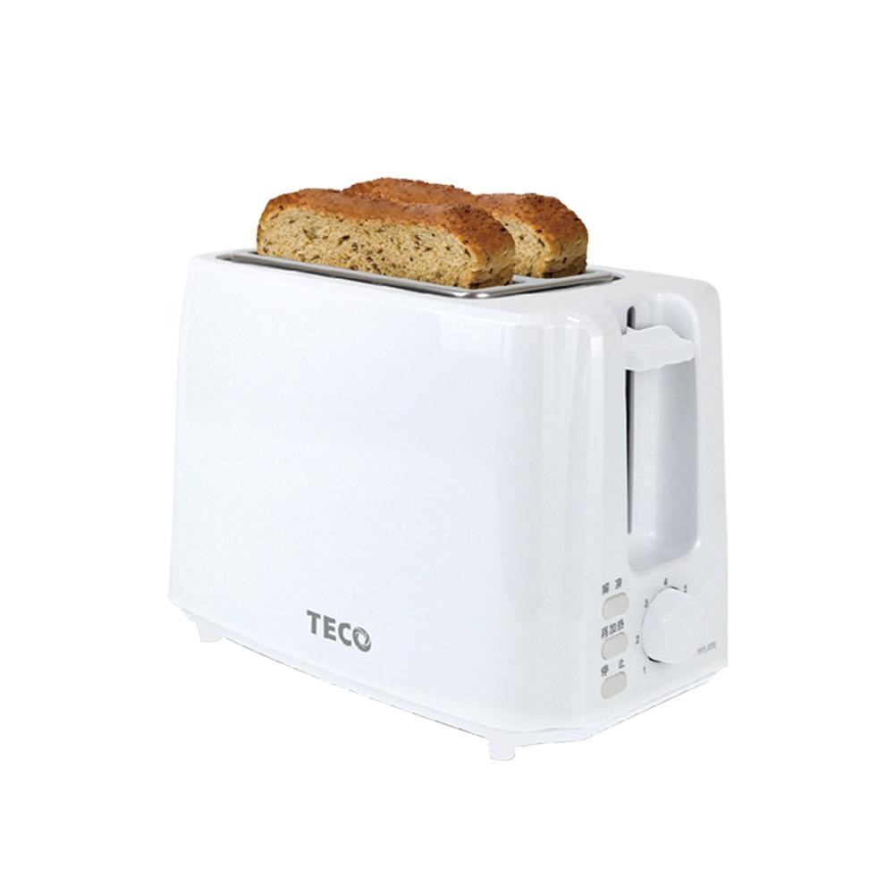 TECO東元 七段烤色調節防燙烤吐司機 YA0601CB 廠商直送 現貨