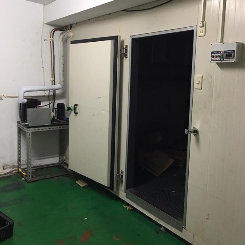 🌟翔順冷凍🌟中古組合式冷凍庫4坪,八成新,零下20度