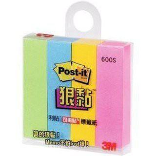 【廣盛文具】3M利貼 3M 600S 815S 550RL-8P Posi-it 3M狠黏標籤紙 便利貼 3M便條紙 新北市