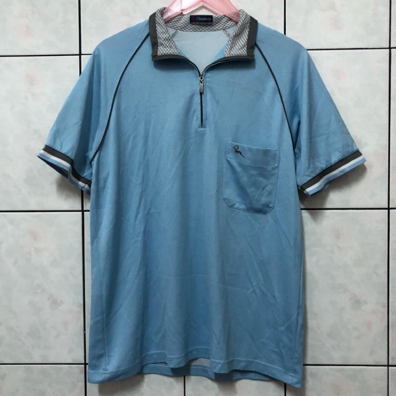 Chamois運動短袖襯衫