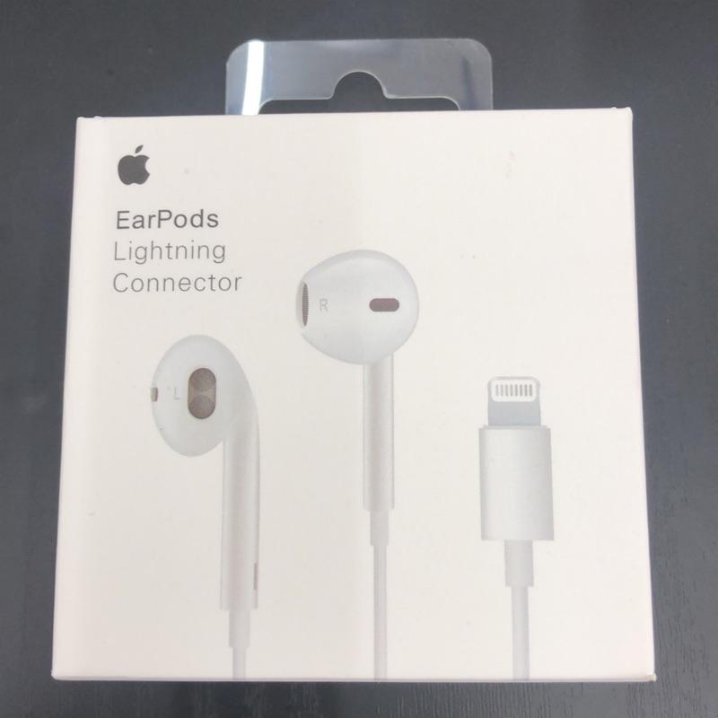 Apple原廠Lightning耳機