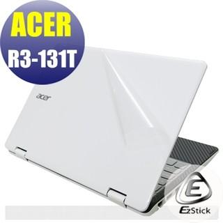 【Ezstick】ACER Aspire R3-131 R3-131T 透氣機身保護貼(含上蓋、鍵盤週圍)DIY 包膜 台北市