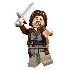 (出清)【袋鼠樂高】全新 LEGO 魔戒 哈比人 亞拉岡 9472 9474 79008 21325 參考