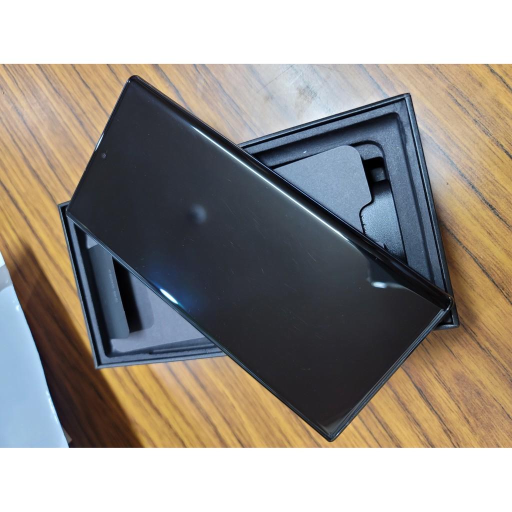台灣公司貨盒裝 三星 Note10 plus Note10+ 二手 中古 8.5成新 256G 12G 雙卡 4G 黑