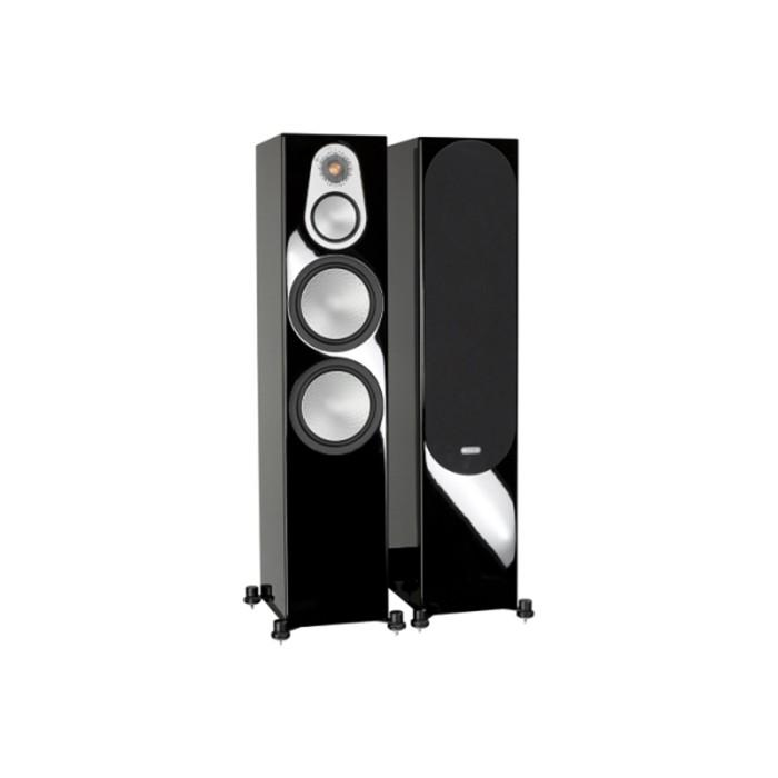 英國 Monitor Audio Silver 500 落地式喇叭/對 鋼烤版 公司貨享保固《名展影音》