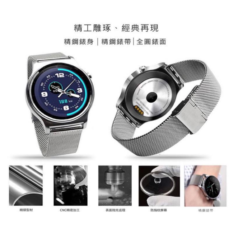 【iPlug SmartWatch SW1】精鋼藍牙智慧型手錶(通話型)