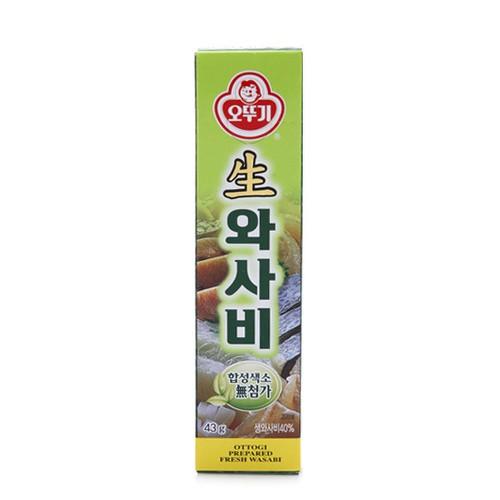 [不倒翁] 生芥末醬 43g [韓國直送]