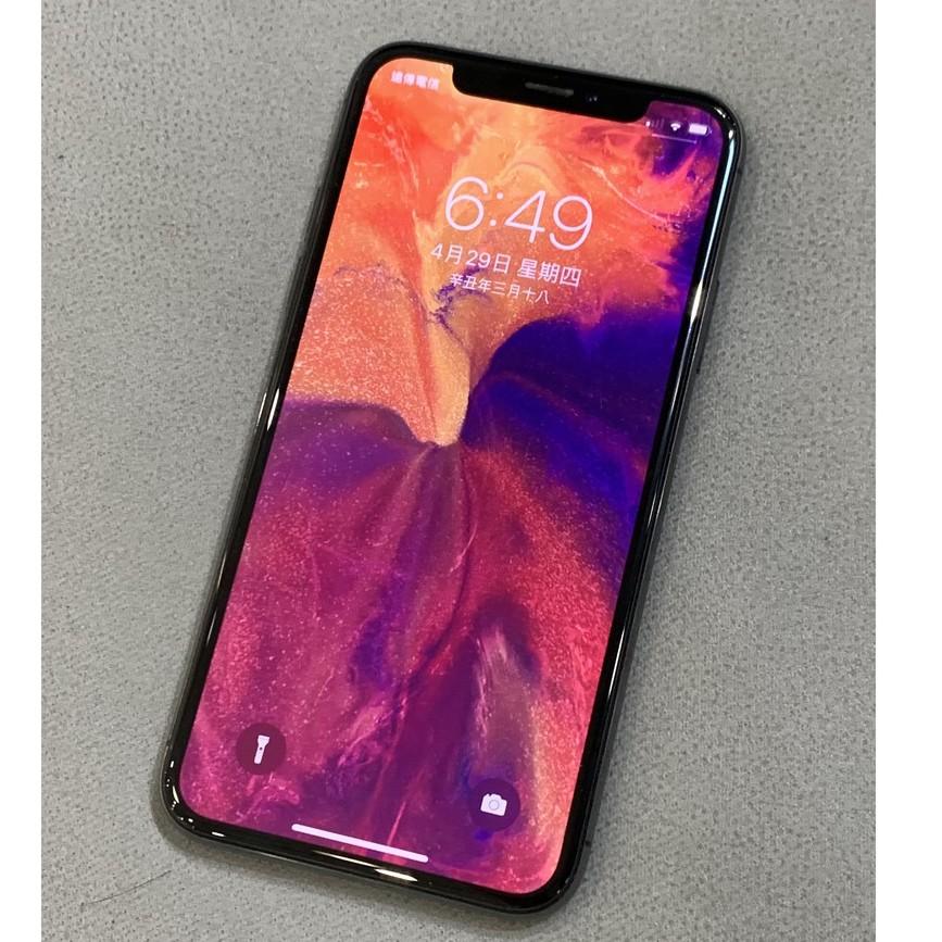 『蘋果超市』iPhoneX台中現貨256G工作機二手中古蘋果手機5.8吋螢幕無卡分期舊機交換現金高價回收