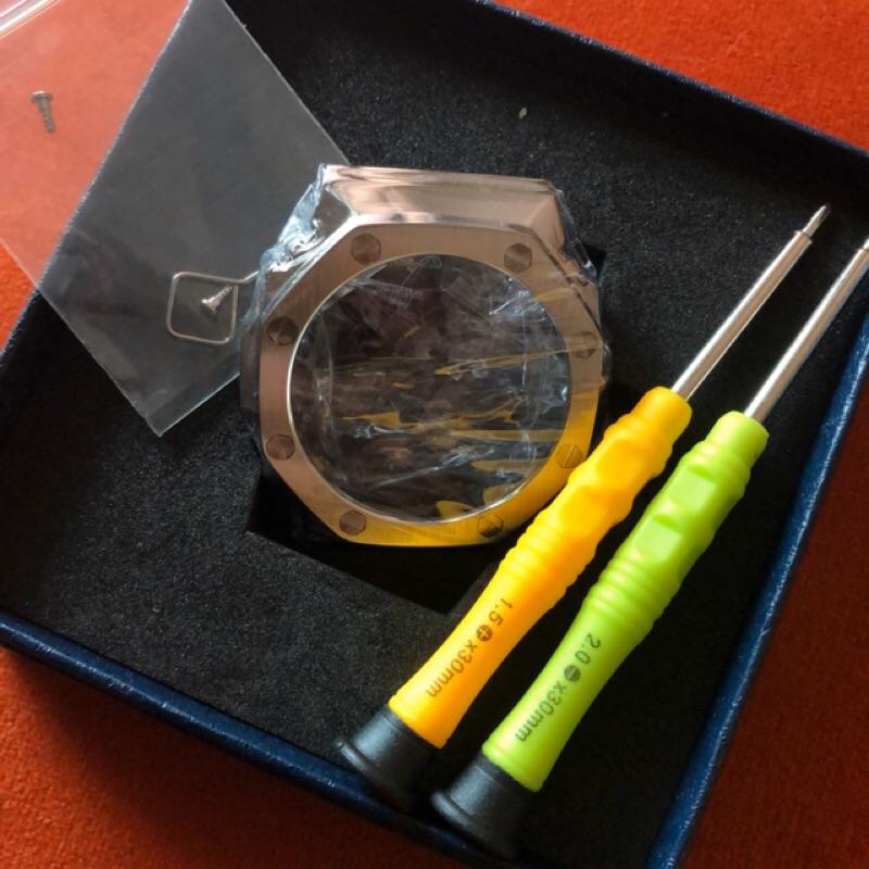 G-SHOCK GA2100<農家橡樹>改裝錶殼!