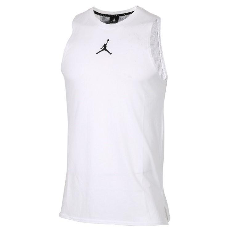 Nike Jordan 23 Alpha Tank 白黑 籃球背心 (布魯克林) 2018/7月 892072-100