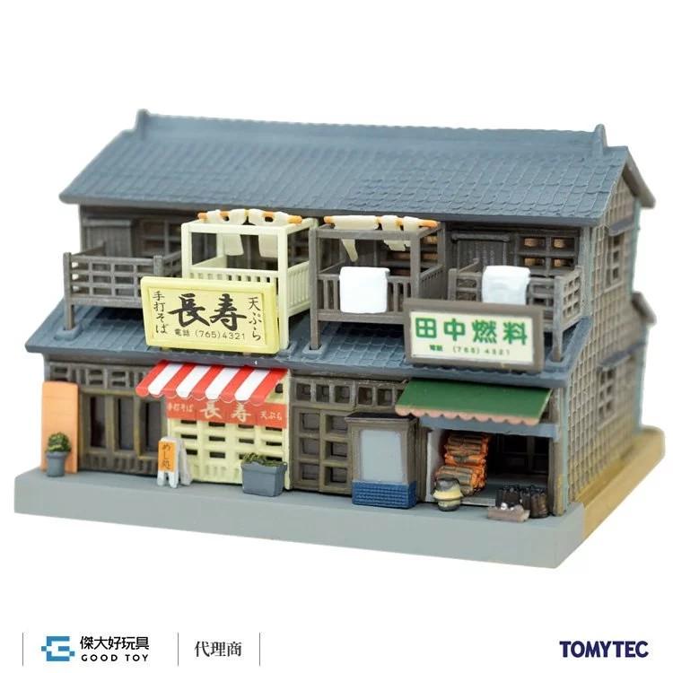 TOMYTEC 301936建物 054-3 商店長屋A3