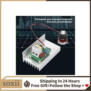 Soxii 【高品質】工具房 10000W AC 220V 可控矽電壓