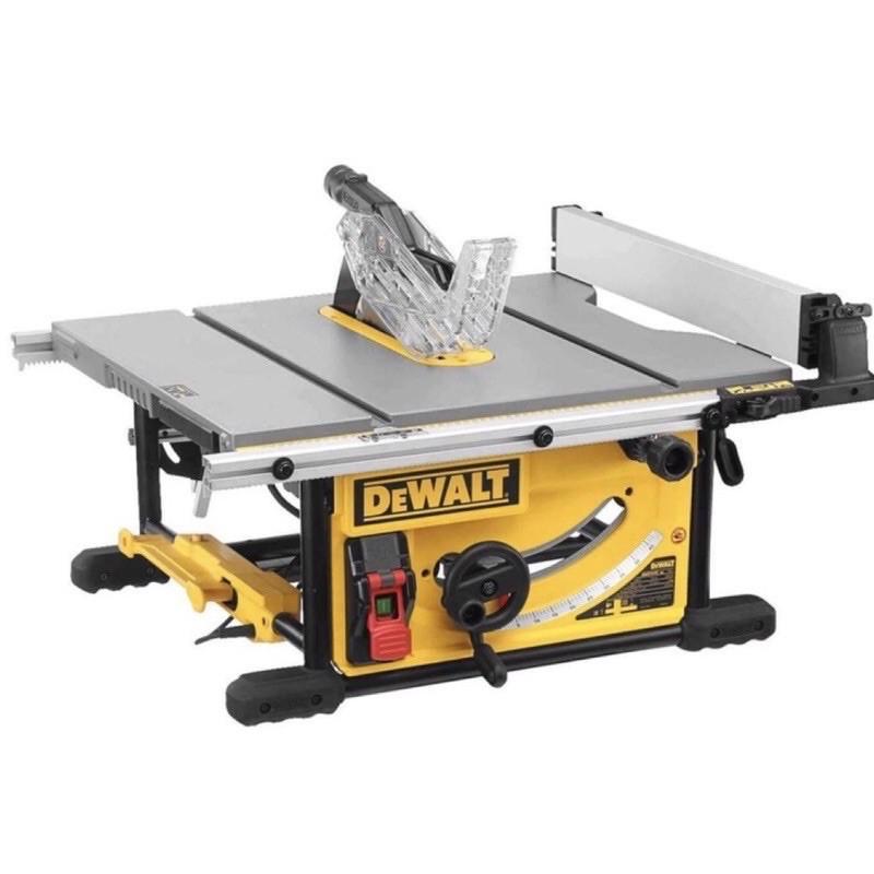 含稅|圓鋸機 Dewalt 得偉 DWE7492 250mm 2000W 桌上型圓鋸機