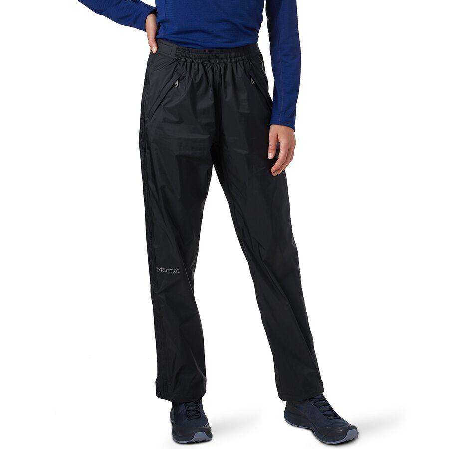 Marmot PreCip Full-Zip Pant 女生透氣全拉鍊雨褲