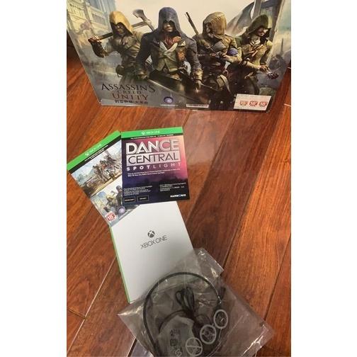 Xbox One KINECT 刺客教條經典同捆組