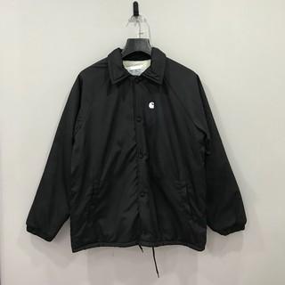Carhartt 基礎款 春秋教練夾克  黑色/ 綠色/ 灰色/ 紫色  S-XL  寬鬆版型 桃園市